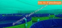 Biofloc Aquaculture Tanks Tarpaulins with Shade net