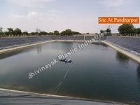 HDPE-PVC Fish Pond Liners
