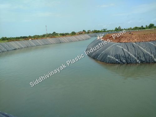 HDPE Canal Liner