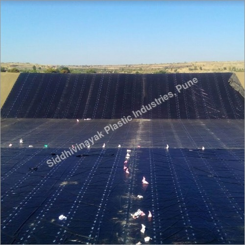 HDPE-PVC Canal Liners