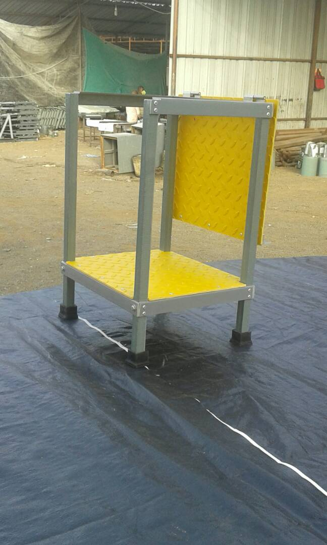 Frp Step Stand-Stool