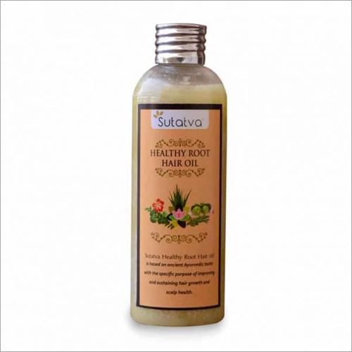 Ayurvedic Healthy Root Hair Oil