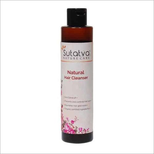 Natural Hair Cleanser