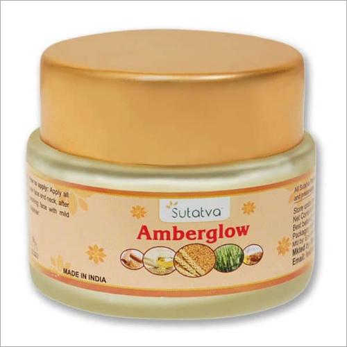 Amberglow Cream