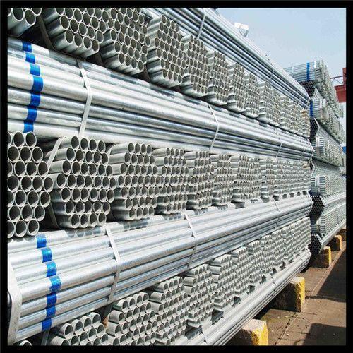Galvanized Iron steel tube