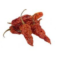 Oven Dried Bhut Jolokia Chilli Pepper Pods