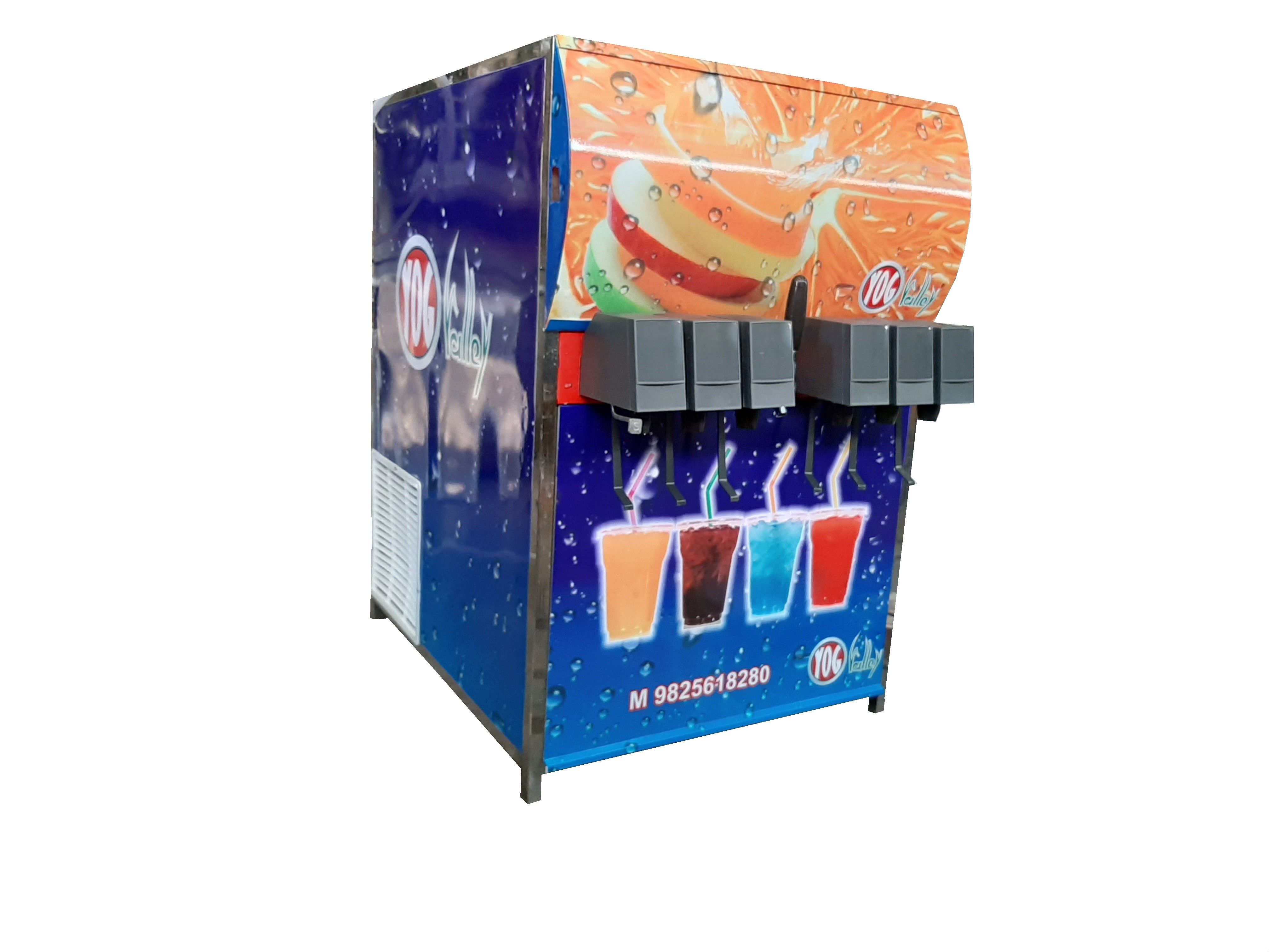 Soda Vending Machine