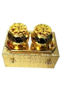 Matki Set With Tray & Box