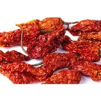 Smoke Dried Bhut Jolokia Chilli Pepper Pods