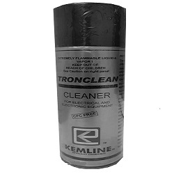 Tronclean Non Freon Cleaner and Degreaser