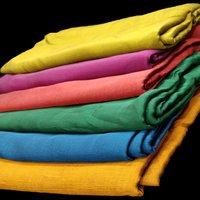 Polyster Chiffon Dyed Fabric