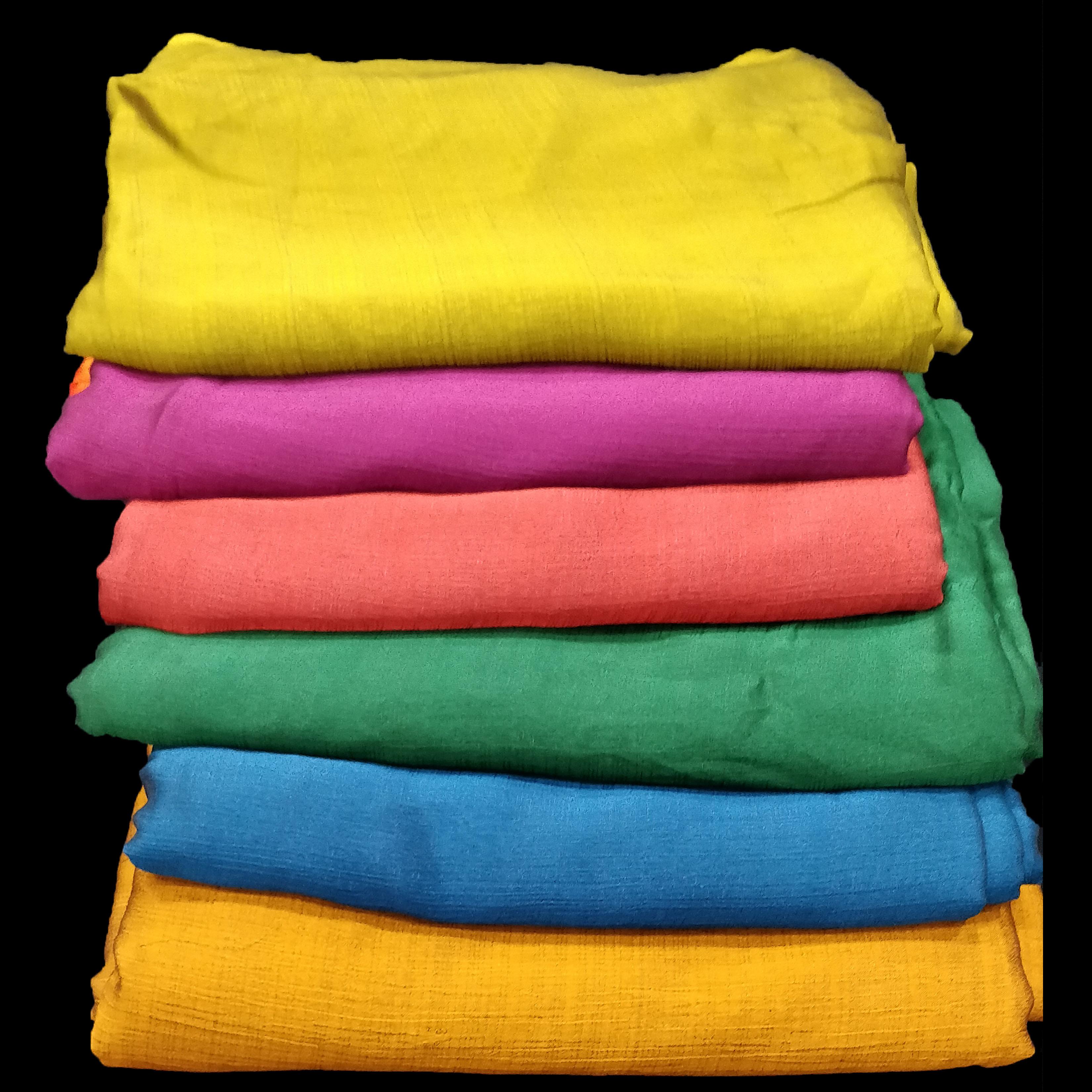 Chiffon Plain Fabric