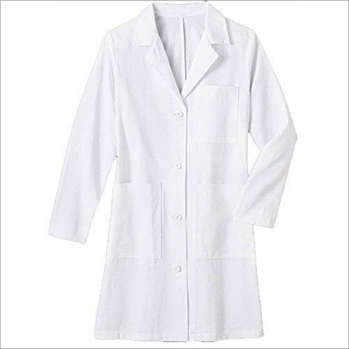 Cotton Lab Coat