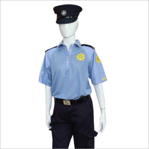 Lady Security Uniform