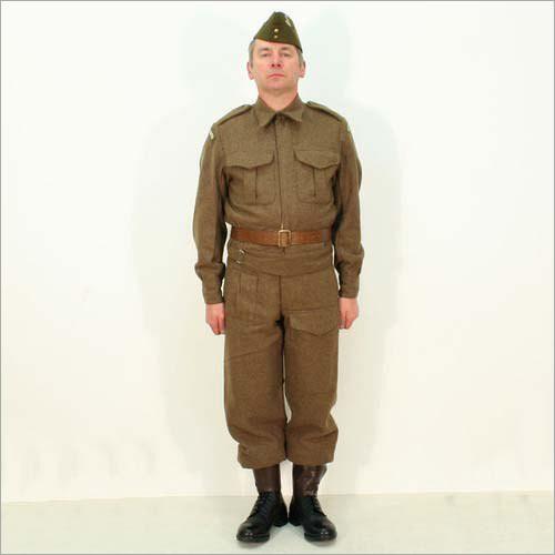 Home Guard Uniform
