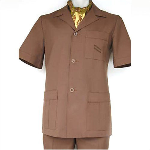 Security Guard Safari Suit