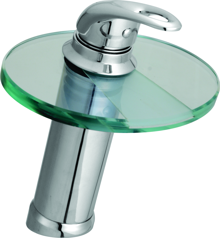 Glass Pillar tap