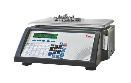 Counting & Barcode Printing Scale