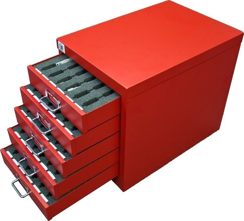 Column Storage Cabinet