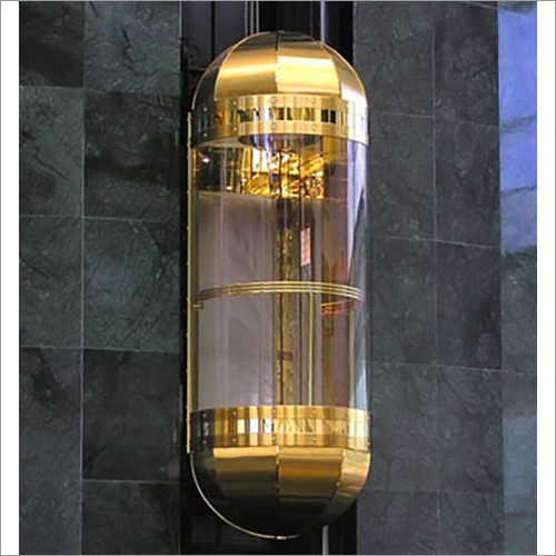 Commercial Capsule Elevator