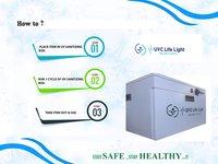 UVc Container 54L