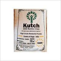 Iron Ore Bentonite Powder