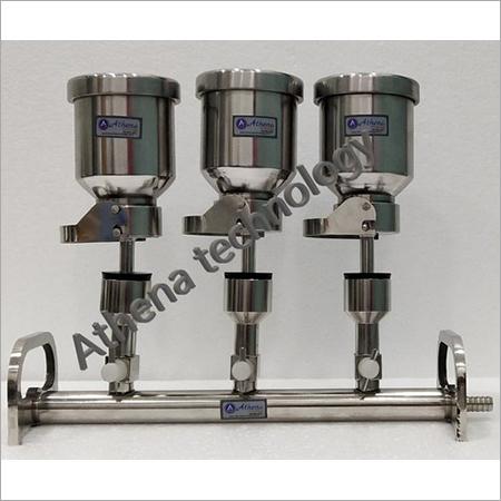 Stainless Steel Membrane Filter Holder Assembly