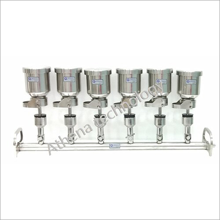 SS Vacuum Filtration Manifold