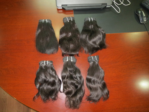 Human Hair Cuticle Aligned Raw Virgin Hair