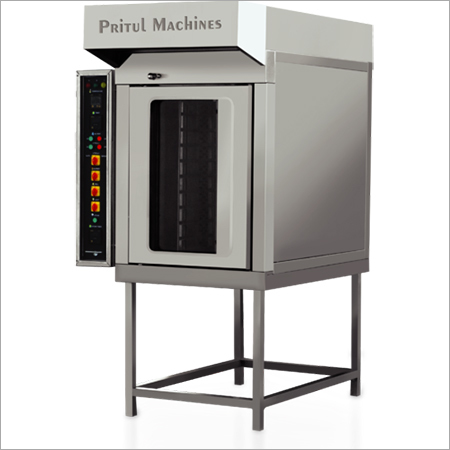 Stainless Steel 560 Industrial Oven With Proffer