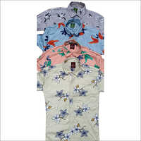 Mens Designer Printed Shirts