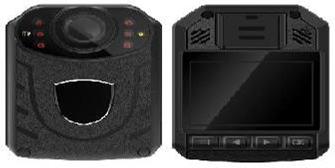 KJ-21 Body Worn Camera With Memory Card