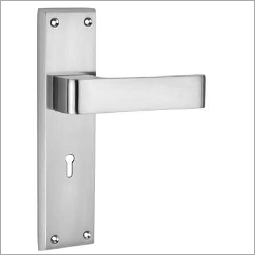 Zinc Mortice Fancy Pull Handle