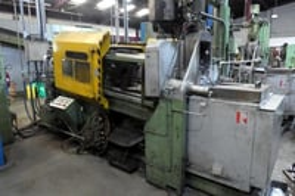 Hot Chamber Die Casting Machine Frech DAW 125