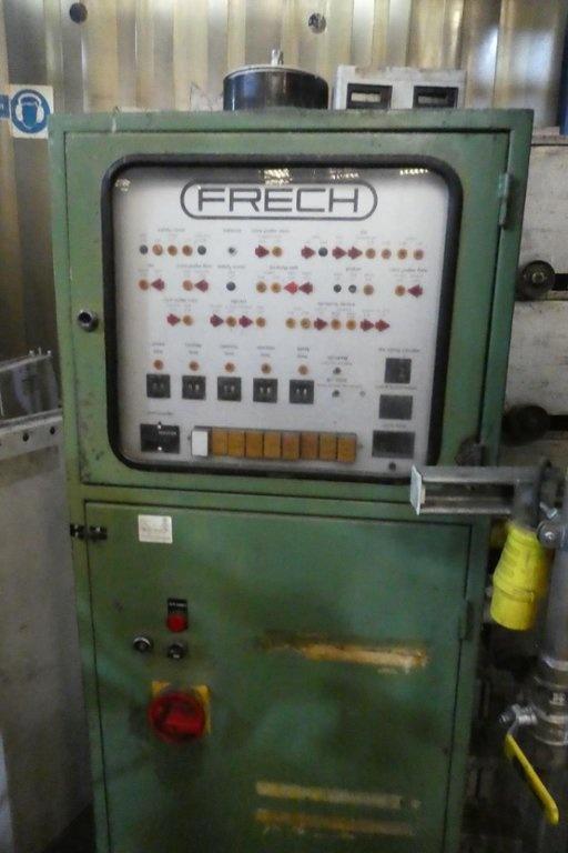 Frech DAW 63 Hot Chamber Zinc Die Casting Machine