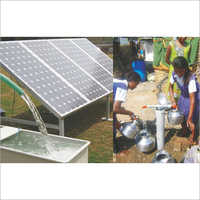 Solar Pumps for Drinking Water