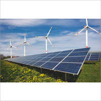 Wind Solar Hybrid Energy Systems