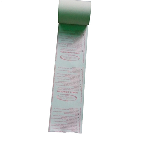 Electric Bill Printed Paper Roll