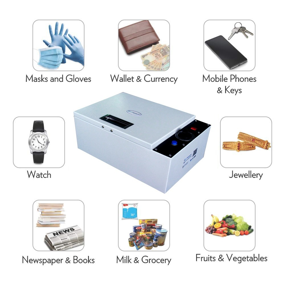 UV Cabinet ( 9L )