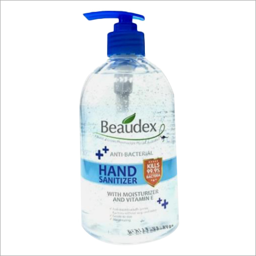 Moisturizer And Vitamin E Pump Hand Sanitizer