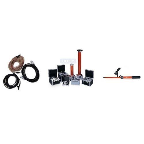 DC Hipot Testers DPW Series DC Hipot Testers DPC series Udey Test Kits