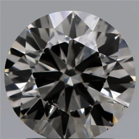 Round Brilliant Cut Lab Grown 1.50ct I SI1 IGI Certified Diamond 407935453