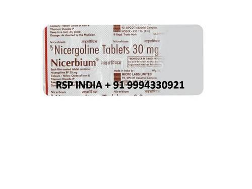 Nicerbium 30 Mg Tab