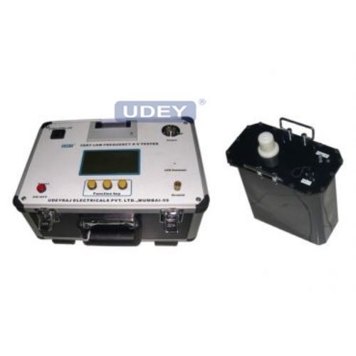 VLF AC Hipot Testers Very Low Frequency HIPOTS Udey Test Kits