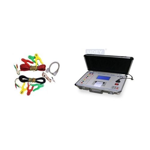 Transformer Turns Ratio Meter Fully Automatic-TRM-11 Meter Udey Test Kits