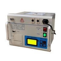 Capacitance & Tan Delta Tester Tan Delta Testers 12kV Udey Test Kits