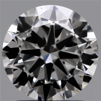 Round Brilliant Cut Lab Grown 1.50ct E VS1 IGI Certified Diamond 407916542