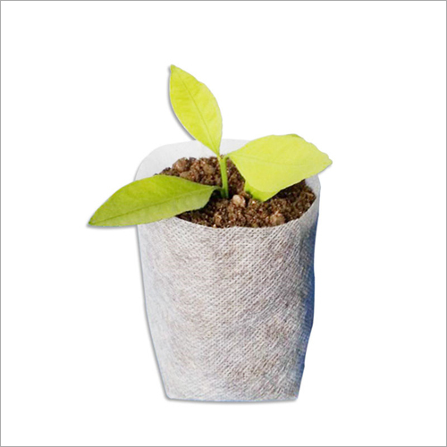 Biodegradable Non Woven Plant Nursery Seedling Grow Bags