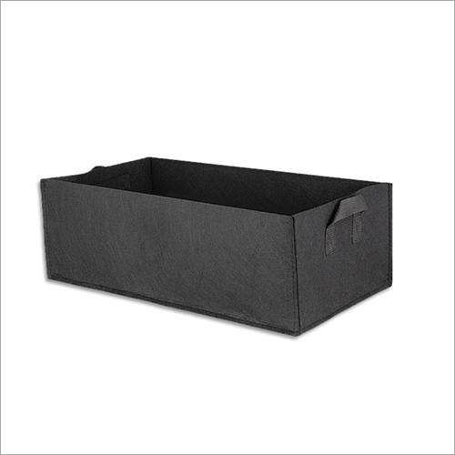 Custom Square Top Quality Fabric Grow Pots Bags