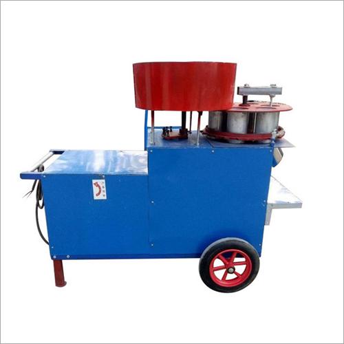 Half Automatic Soil Filling Machine
